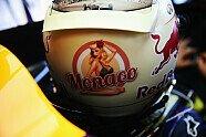 Neue Helm-Designs - Formel 1 2013, Verschiedenes, Monaco GP, Monaco, Bild: Red Bull