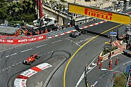 Massa-Unfall - Formel 1 2013, Monaco GP, Monaco, Bild: Sutton