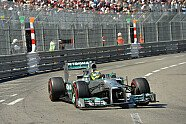 Rennen - Formel 1 2013, Monaco GP, Monaco, Bild: Sutton