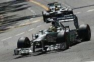 Rennen - Formel 1 2013, Monaco GP, Monaco, Bild: Mercedes-Benz