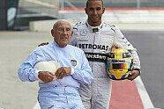 Formel 1, Stirling Moss: Die schönsten Bilder seiner Karriere - Formel 1 2013, Verschiedenes, Bild: Mercedes-Benz