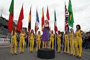 Grid Girls - DTM 2013, Spielberg, Spielberg, Bild: RACE-PRESS