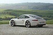 Porsche 911 - Jubiläumsausgabe - Auto 2013, Bild: Porsche