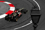 Black & White Highlights - Formel 1 2013, Monaco GP, Monaco, Bild: Sutton