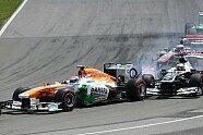 Pastor Maldonados Unfälle - Formel 1 2013, Verschiedenes, Bild: Sutton