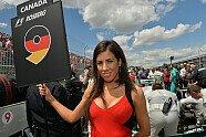 Kanada: Zeitreise mit den heißesten Girls aus Montreal - Formel 1 2013, Verschiedenes, Kanada GP, Montreal, Bild: Sutton
