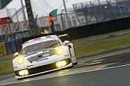 Offizielle Testfahrten - 24 h Le Mans 2013, Testfahrten, Bild: Porsche