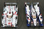 Offizielle Testfahrten - 24 h Le Mans 2013, Testfahrten, Bild: ACO