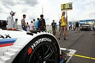 Grid Girls - DTM 2013, Lausitzring, Klettwitz, Bild: RACE-PRESS