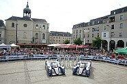 Scrutineering - 24 h Le Mans 2013, Verschiedenes, Bild: Toyota