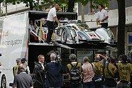 Scrutineering - 24 h Le Mans 2013, Verschiedenes, Bild: Audi