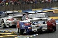 Mittwoch - 24 h Le Mans 2013, Bild: Porsche