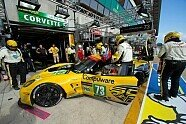 Mittwoch - 24 h Le Mans 2013, Bild: Corvette