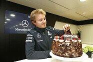 Donnerstag - Formel 1 2013, Großbritannien GP, Silverstone, Bild: Mercedes-Benz
