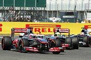 Die besten Bilder 2013: McLaren - Formel 1 2013, Verschiedenes, Bild: Sutton