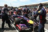 Sonntag - Formel 1 2013, Großbritannien GP, Silverstone, Bild: Sutton