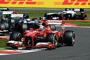 Rennen - Formel 1 2013, Großbritannien GP, Silverstone, Bild: Sutton