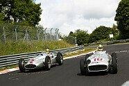 Rosberg & Hamilton: Nordschleifen-Action! - Formel 1 2013, Verschiedenes, Deutschland GP, Nürburg, Bild: Mercedes-Benz