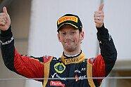 Podium - Formel 1 2013, Deutschland GP, Nürburg, Bild: Sutton