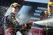 Podium - Formel 1 2013, Deutschland GP, Nürburg, Bild: Red Bull
