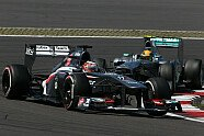 Rennen - Formel 1 2013, Deutschland GP, Nürburg, Bild: Sutton