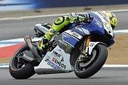 Samstag - MotoGP 2013, USA GP, Monterey, Bild: Yamaha Factory Racing