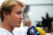 Donnerstag - Formel 1 2013, Ungarn GP, Budapest, Bild: Sutton