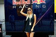 Girls - Formel 1 2013, Ungarn GP, Budapest, Bild: Red Bull