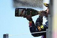 Podium - Formel 1 2013, Ungarn GP, Budapest, Bild: Red Bull