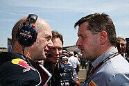 Sonntag - Formel 1 2013, Ungarn GP, Budapest, Bild: Red Bull