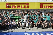 Sonntag - Formel 1 2013, Ungarn GP, Budapest, Bild: Mercedes AMG