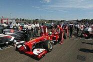 Sonntag - Formel 1 2013, Ungarn GP, Budapest, Bild: Sutton
