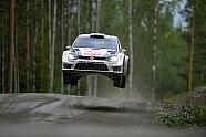 Shakedown & Qualifying - WRC 2013, Rallye Finnland, Jyväskylä, Bild: Volkswagen Motorsport