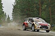 Shakedown & Qualifying - WRC 2013, Rallye Finnland, Jyväskylä, Bild: Citroen