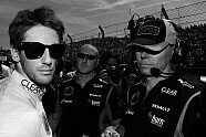 Black & White Highlights - Formel 1 2013, Ungarn GP, Budapest, Bild: Sutton