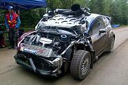 Bilder des Jahres: Unfälle - WRC 2013, Verschiedenes, Bild: Twitter
