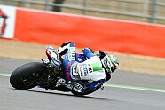 9. Lauf - Superbike WSBK 2013, Großbritannien, Silverstone, Bild: FIXI Crescent Suzuki