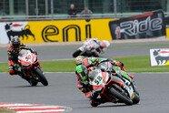 9. Lauf - Superbike WSBK 2013, Großbritannien, Silverstone, Bild: Aprilia Racing Team