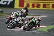 9. Lauf - Superbike WSBK 2013, Großbritannien, Silverstone, Bild: Kawasaki Racing Team