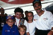 Nigel Mansell: 60 Jahre - 60 Bilder - Formel 1 1993, Verschiedenes, Bild: Sutton