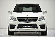 Brabus B63S und 700 Widestar - Auto 2013, Präsentationen, Bild: Brabus