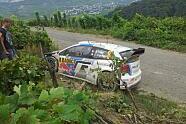 Tag 2 - WRC 2013, Rallye Deutschland, Saarland, Bild: Twitter