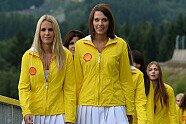 Girls - Formel 1 2013, Belgien GP, Spa-Francorchamps, Bild: Sutton