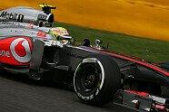 Samstag - Formel 1 2013, Belgien GP, Spa-Francorchamps, Bild: Sutton
