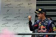 Podium - Formel 1 2013, Belgien GP, Spa-Francorchamps, Bild: Sutton