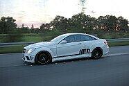 Mercedes E500 Coupé von M&D Exclusive Cardesign - Auto 2013, Präsentationen, Bild: M&D Exclusive Cardesign