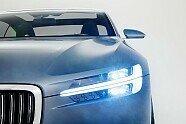 Volvo Concept Coupe - Auto 2013, Präsentationen, Bild: Volvo