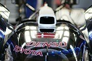 Aufkleber zur Erinnerung an Allan Simonsen - WEC 2013, Verschiedenes, Bild: Toyota Motorsport GmbH