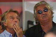 Montezemolo: Bilder seiner Karriere - Formel 1 2013, Verschiedenes, Bild: Sutton