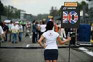 Girls - Formel 1 2013, Italien GP, Monza, Bild: Sutton